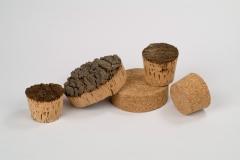 Corchos conicos en Huelva, Codecork