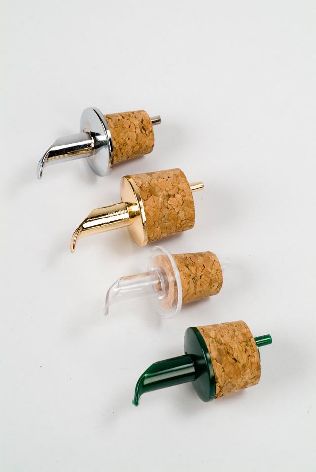 Dosificadores de plástico, Codecork