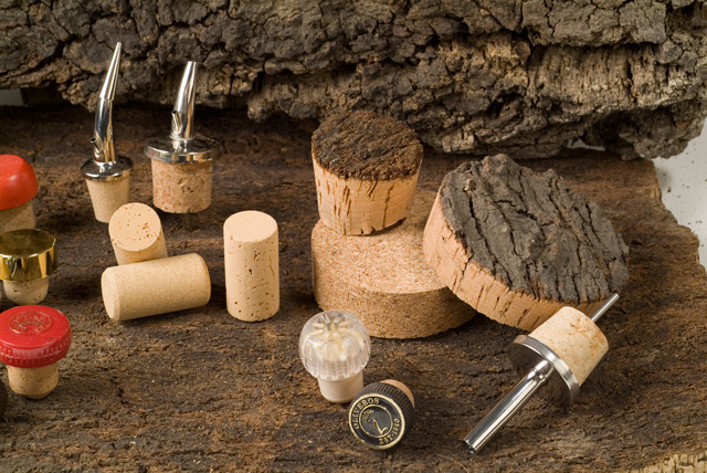 Cork Stoppers Manufacturers - Codecork