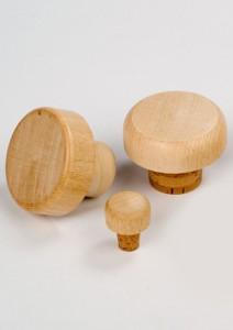 Tapones cabezones madera - Codecork